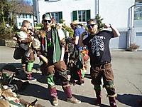 Umzug & Håxebåll Schåchen